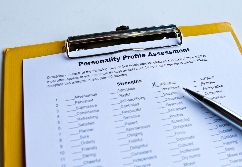 test osobowości