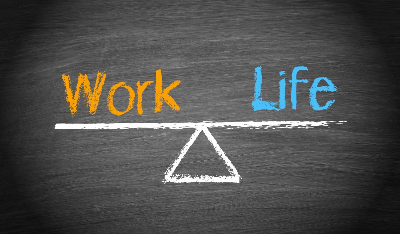 równowaga między pracą z życiem prywatnym